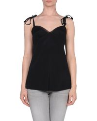 Donna Karan New York Top - Lyst