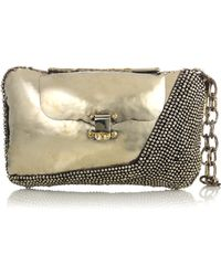 Anndra Neen Mirror and Pin Clutch - Lyst