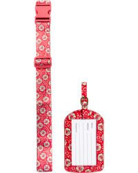 Cath Kidston - Luggage Strap Tag Gift Set - Lyst