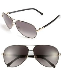 Chloé Aviator Sunglasses - Lyst