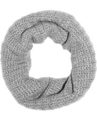 Duffy - Wool and Cashmereblend Snood - Lyst