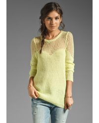 Free People Cozy Ginger Pullover - Lyst