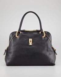 Marc Jacobs Rio Large Studtrim Satchel - Lyst
