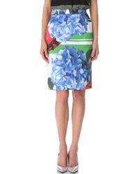 Preen By Thornton Bregazzi Grayson Skirt - Lyst