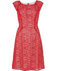 Alice By Temperley Mini Alberto Dress - Lyst