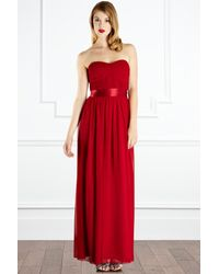 Coast Maxi Dress - Lyst
