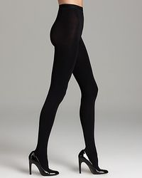 Kate Spade Very Opaque Tights black - Lyst