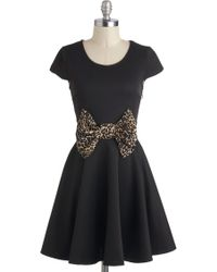 ModCloth Cutting A Jitterbug Dress - Lyst