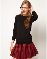 ASOS Collection Asos Pocket Jumper - Lyst