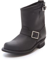 Frye Engineer 8r Boots - Lyst