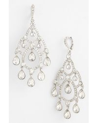 Givenchy Taylor Chandelier Earrings - Lyst