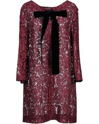 Miu Miu Fulllength Jacket - Lyst