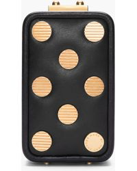 Marc By Marc Jacobs Gold Dots Phone in A Box Phone Case - Lyst