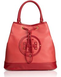 Tory Burch Maisey Tote - Lyst