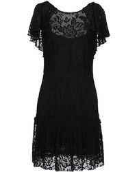 Dolce & Gabbana Short Dress - Lyst