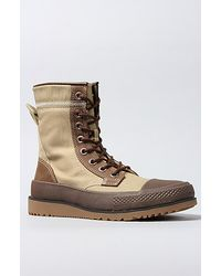 Converse The Chuck Taylor All Star Major Mills Boot in Olive Grey - Lyst