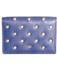 Anya Hindmarch Joss Card Case - Lyst