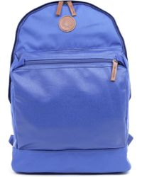 Fred Perry Coated Backpack - Lyst
