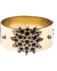 Isabel Marant Stars Light Cuff gold - Lyst
