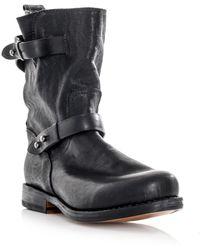 Rag & Bone Moto Classic Boots - Lyst
