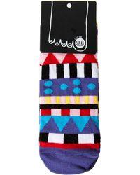 Lazy Oaf - Snazzarama Socks - Lyst