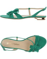 Gianna Meliani Sandals - Lyst