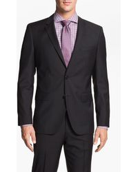 Boss Black Jamessharp Trim Fit Suit - Lyst