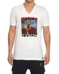 Dolce & Gabbana Mike Tyson Cotton Jersey T-shirt - Lyst