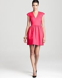 French Connection Dress Unno Cap Sleeve - Lyst