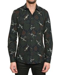 Givenchy Slim Fit Shirt - Lyst