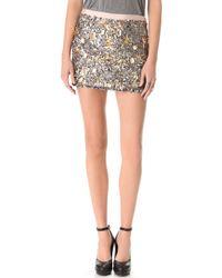 Gryphon - Confetti Miniskirt - Lyst