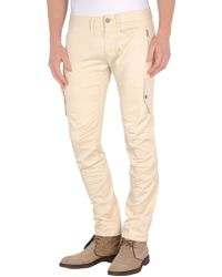 John Galliano Casual Pants - Lyst