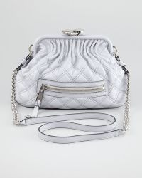 Marc Jacobs Little Stam Crossbody Bag - Lyst