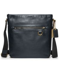 Coach Bleecker Legacy Leather Field Bag - Lyst