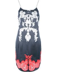 Givenchy Embroidered Dress - Lyst