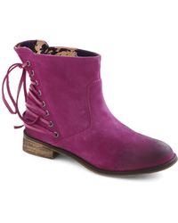 ModCloth Betsey Johnson Looking For Fun Boot - Lyst