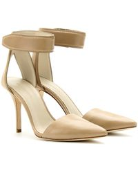 Alexander Wang Lya Leather Pumps - Lyst