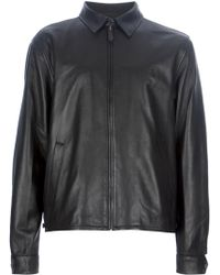 Polo Ralph Lauren Zip-up Jacket - Lyst
