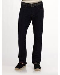 Polo Ralph Lauren Cole Slim-Fit Jeans - Lyst