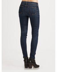 Rag & Bone/JEAN The Skinny Jeans - Lyst