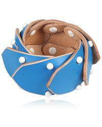 Fleet Ilya - Jointed Cuff Bracelet - Lyst
