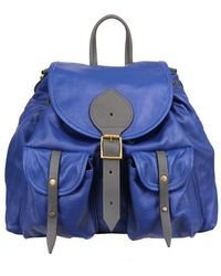 Jas MB - Super Soft Leather Backpack - Lyst