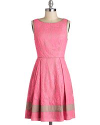 ModCloth Cupcakes and Candles Dress - Lyst