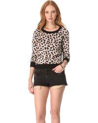 Viva Vena - Cheetah Pullover - Lyst