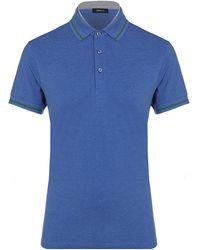 Zegna Sport - Polo Shirt - Lyst