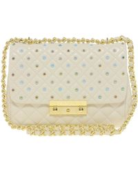 Moschino Cheap & Chic Leather Sweet Stud Bag - Lyst