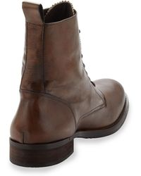 True Religion - Cliff Laceup Boot - Lyst