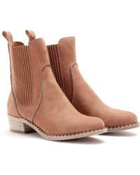 Marc By Marc Jacobs Suede Chelsea Boots - Lyst