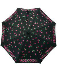 Boutique Moschino - Strawberry Print Umbrella - Lyst