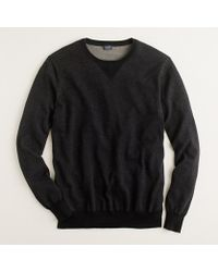 J.Crew Rugged Cotton Sweatshirt Sweater - Lyst